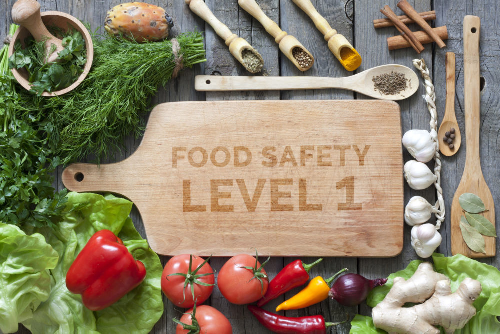 Food Hygiene & Safety Level 1 – Catering