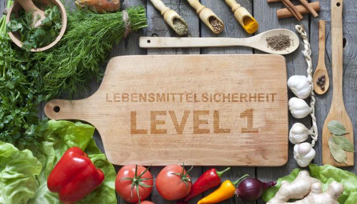 Lebensmittelsicherheit – Level 1