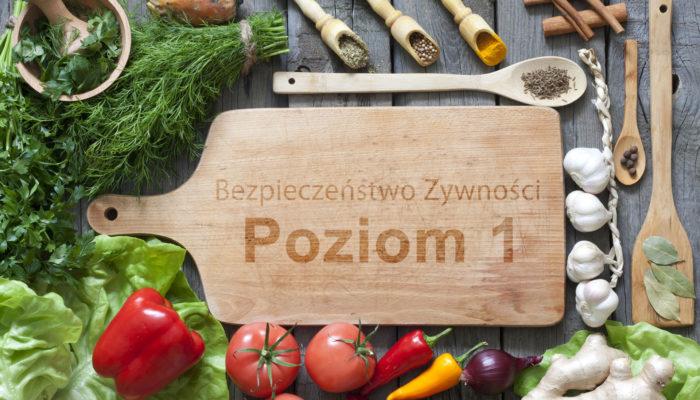 Bezpieczeństwo Zywności – Poziom 1