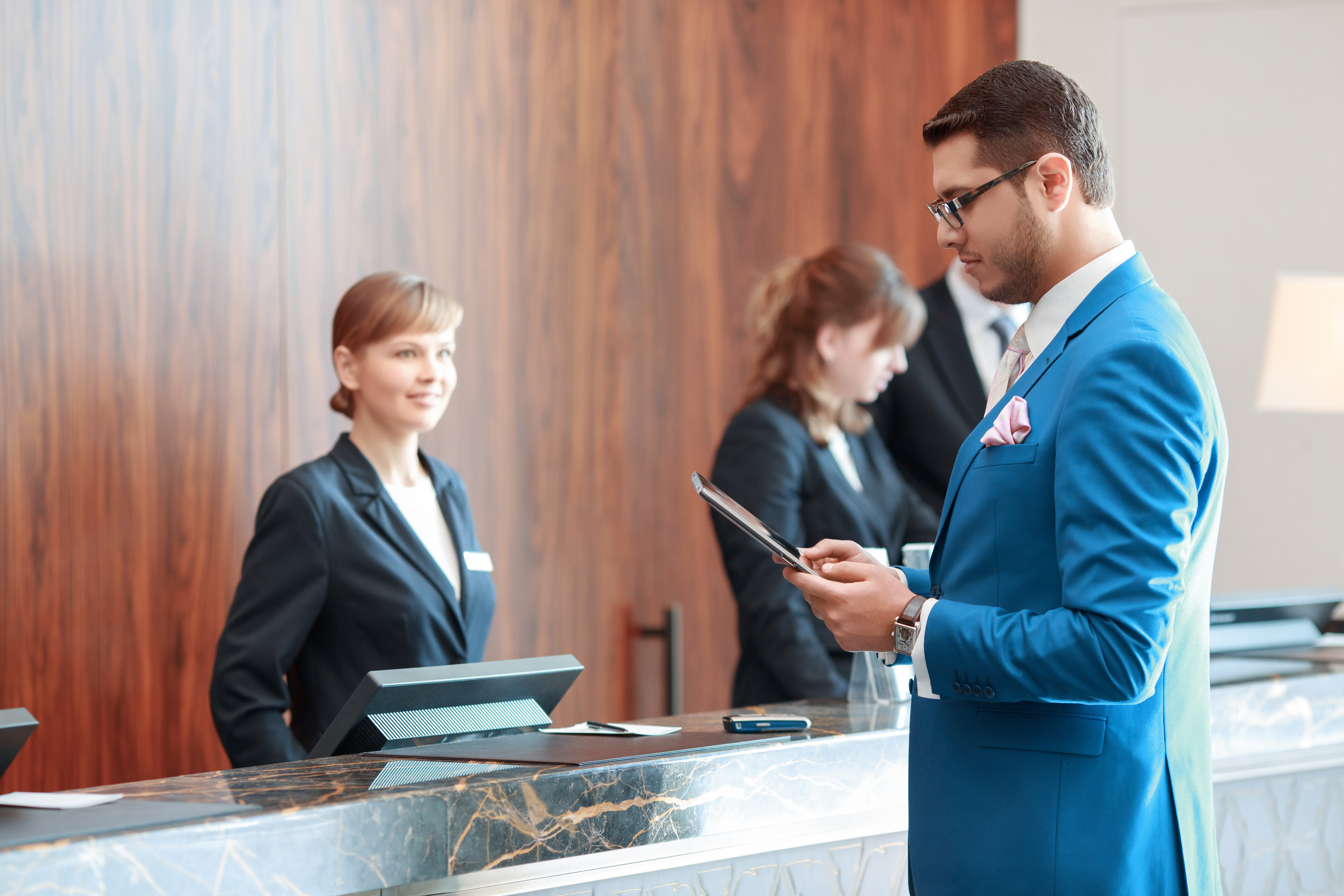 Hotel Receptionist course - The Training Terminal