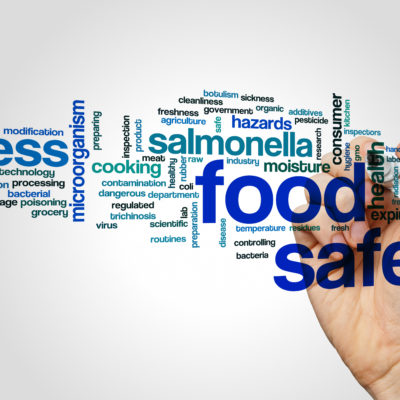 Offering an Food Safety Level 2 - The Training Terminal