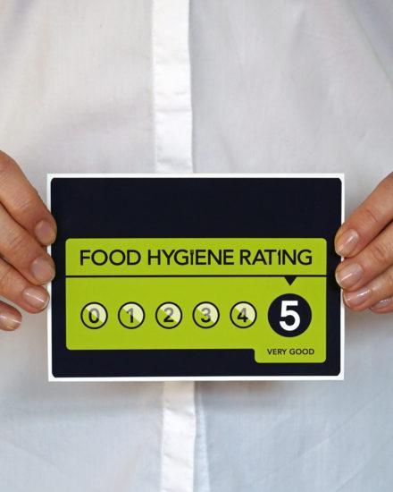 5-Star Food Hygiene Rating | The Training Terminal