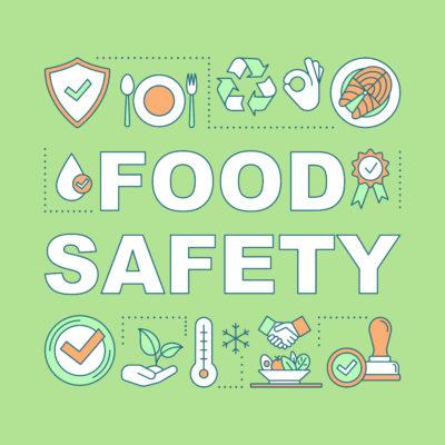 level 3 food safety outline